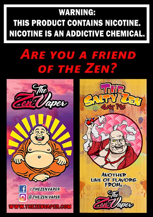 The Zen is Back